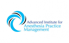 Advanced Institute for Anesthesia Practice Management April 28th-30th, 2018